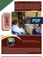 Periodico Del 25 Agosto Al 07 de Septiembre 2012
