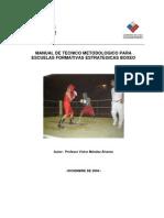 Deportes Boxeo