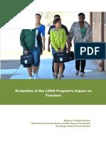 Evaluation of LOGO Program