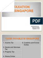 Singapore Tax System (2)
