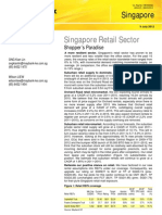 Kim Eng Singapore Retail Sector 090712