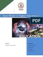 Kano Model Serviqual Education