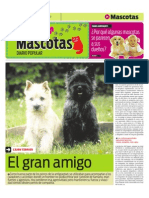 Tapa SUplemento MASCOTAS 16/09/2012