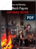 March Pogrom 2004 Book and Photo Evidence