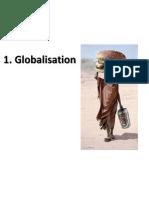 1  globalisation