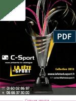 La Fete Du Sport 2012