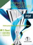 Trophees Des Vainqueurs 2012