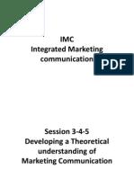 IMC Session 3 4 5