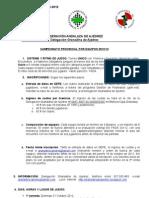 CIRC.16-12 Cº PROVINCIAL EQUIPOS 2012