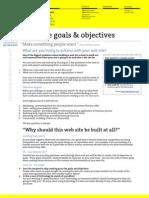 a12 Site Goals