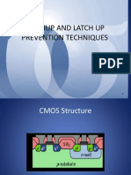 VLSI _Latchup Prevention Techniques