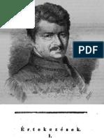 Horvát István dr.  -  A Jászokról mint Toxatákról,Iónokról,Pannonokról,Pelasgusokról,Paeonokról és Hellenekről ( 1830 )
