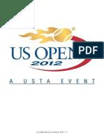 Tenis / Abierto de Estados Unidos 2012