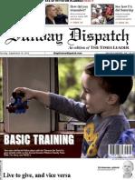 The Pittston Dispatch 09-16-2012