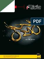 eni i-Ride Broschüre