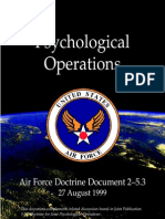 AFDD 2-5.3 Psychological Operations