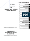 Department of the Army - TM 1-1520-238-10 - Operator's Manual for Helicopter