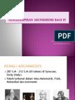 pengahmpiran Archimedes bagi Pi