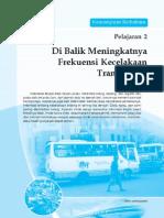 2. Dibalik Meningkatnya Frekuensi Kecelakaan Transportasi