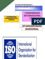 Standarisasi Mmt Internasional p4