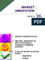 Marketing Slides 3 STP