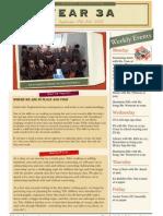 week 5 newsletter 091712