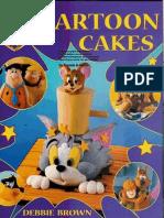 Cartoon Cakes - Debbie Brown