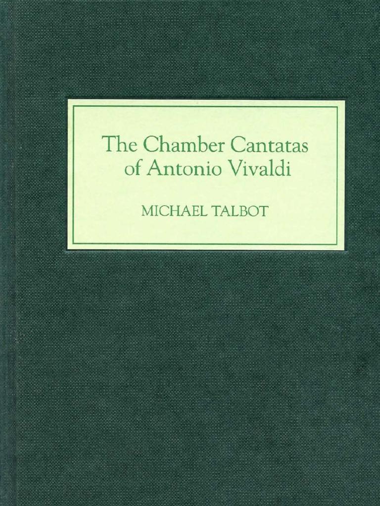 michael talbot vivaldi clef johann sebastian bach - Antonio Vivaldi Lebenslauf