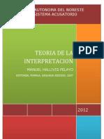 Teoria de La Interpretacion Clase 4 Manuel Hallivis Pelayo