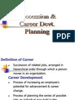 Succession Career Dev Plg