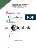 Estatuto de Circulo de Estudios Para Imprimir