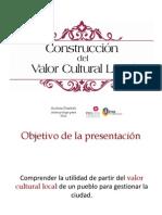 Taller Valor Cultural Local - Prolima Para AIL_AStaeheli