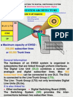 Introduction to EWSD