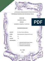 Hidrometeorología