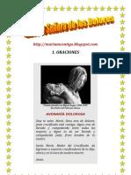 NUESTRA SEÑORA DE LOS DOLORES | MARIA REINA Y SEÑORA