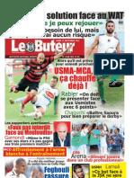LE BUTEUR PDF du 17//09/2012