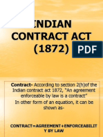 Indian Contract Act (1872)