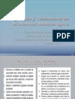 Diagnóstico y tratamiento de la diabetes mellitus tipo 2
