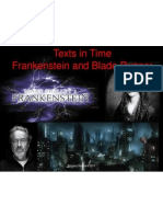 tta-frankenstein and blade runner dec 2nd 2011-handout