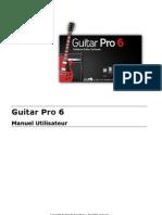 GP6 User's Manual 2010.06 FR