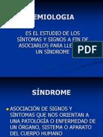 1 SEMIOLOGIA