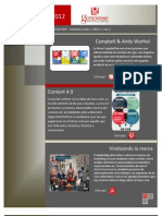 Marketing Newsletter - Setiembre 2012