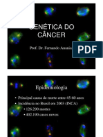 Ciclo Celular e Cancer 2012