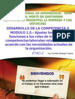 06 Determinar Los Cargos y Roles de Trabajo