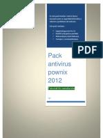 Pack Antivirus Pownix 2012