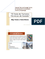TÉCNICAS DE GUIADO