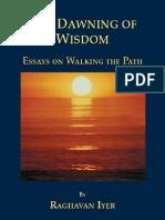 Dawning of Wisdom