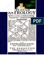 William Lilly - Christian Astrology 556p