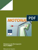 MOTONAV Manual do Usuário