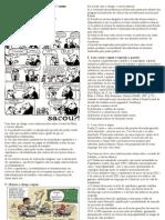 AVALIAÇÃO SOCIOLOGIA PRIMEIRO ANO